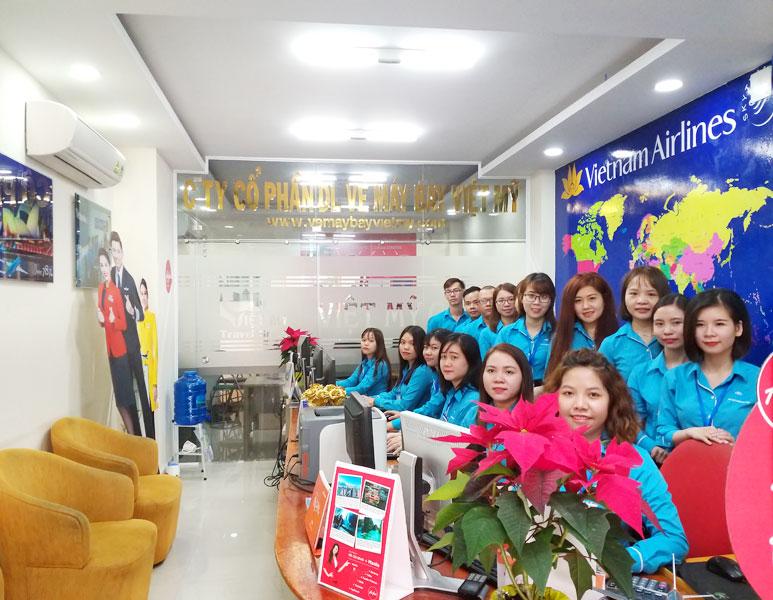 Booker phòng vé Việt Mỹ